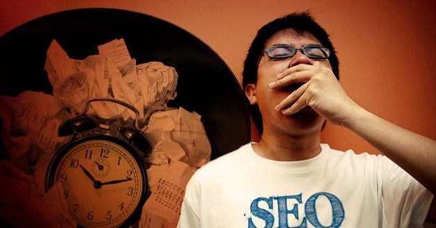 Viết blog để SEO có phải là sự lãng phí về thời gian?