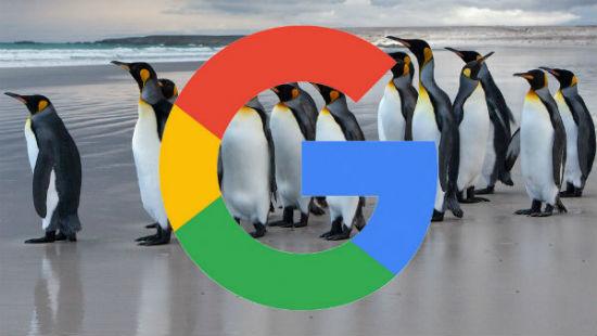 Google Penguin không phạt những website có link xấu
